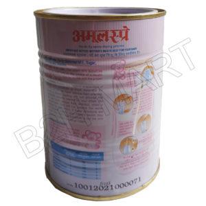 Amul Spray Milk Powder Can 500-gm