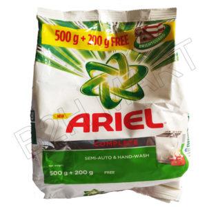 New Ariel Complete Surf/ Detergent Powder 500g