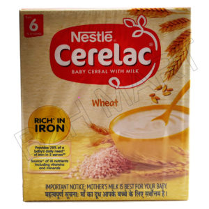 NESTLE Baby Cereal- Wheat 300 g