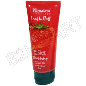 Himalaya Fresh Start Oil Clear Facewash Strawberry- 50ml