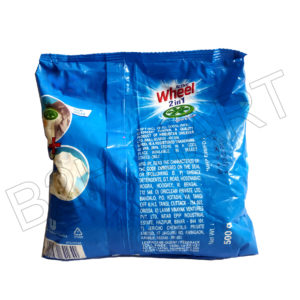 Active WHEEL Washing Powder 500g, 1kg