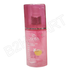 OSHEA Herbal Face Toner (Rose)- 120 ml