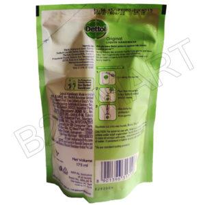 Dettol Refill Germ Protection Handwash Liquid Soap 175ml