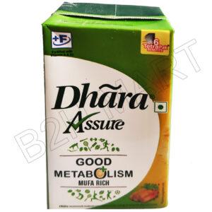 DHARA Assure Refined Vegetable Oil – 1 L