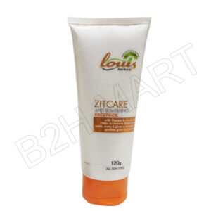 LOUIS Herbals Zitcare Anti-Blemishing Facepack-120 g