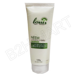 LOUIS Neem Anti-Acne and Pimple Facepack-120 g