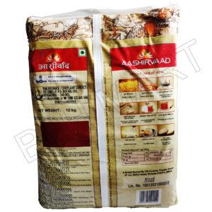 AASHIRVAAD Chakki fresh atta/flour 5kg, 10kg