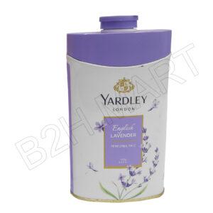 Yardley Imperial Lavender Talc- 100 g (Purple)