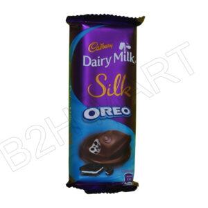Dairy Milk Silk Oreo Chocolate – 60gm