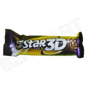 Cadbury 5 Star 3D – 42gm
