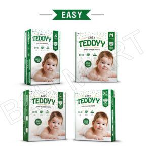 Easy Teddy Diapers (XL) – 44pcs.