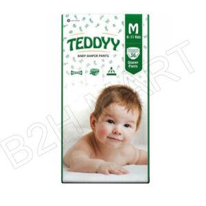 Easy Teddy Diapers (M) – 56pcs.