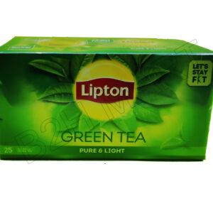 Lipton Green Tea Pure and Light – 25 Tea Bags