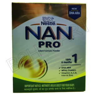 Nestle NAN PRO Infant Powder 1 – 400 gm