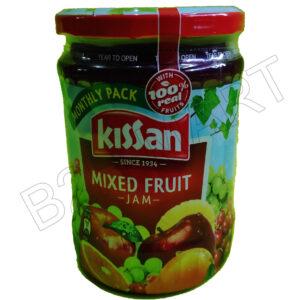 KISSAN Mixed Fruit Jam – 100 g, 200 g, 500 g