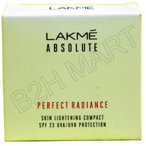 Lakme Absolute Compact Powder(03-Golden Medium) -8g
