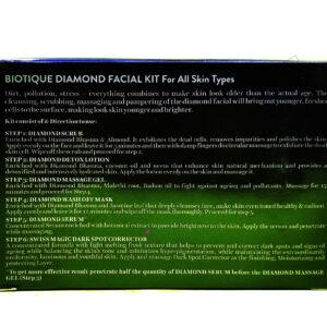 Biotique Facial Kit Diamond