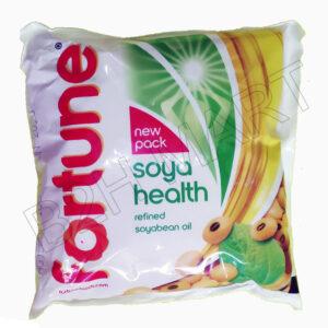 Fortune Soya Bean Refined Oil – 500 ml, 1 L