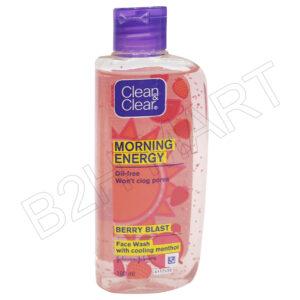 Clean and Clear Berry Blast Facewash -100ml (Pink)