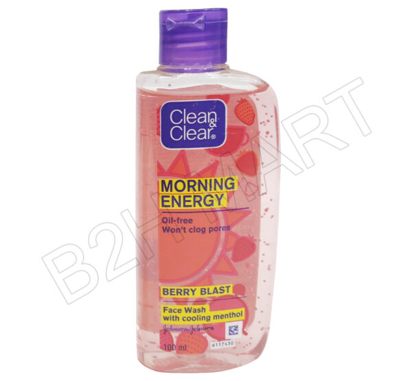 Clean and Clear berry blast