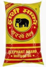 Hathi Mustard Oil – 1 L