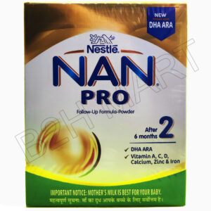 Nestle NAN PRO Infant Powder 2 – 400 gm