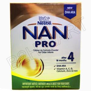 Nestle NAN PRO Infant Powder 4 – 400 gm