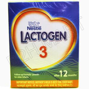 Nestle Lactogen Baby Formula Powder 3 – 400gm
