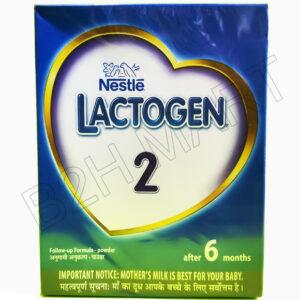 Nestle Lactogen Baby Formula Powder 2 – 400gm