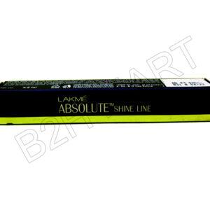 Lakme Absolute Shine Line Eyeliner (Black) – 4.5ml