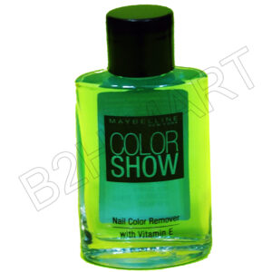 Maybelline Color Show Nail Paint Remover – 30ml