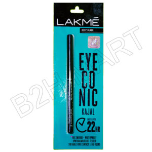 Lakme Eyeconic Kajal(Black) -0.35gm