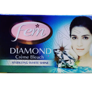 Fem Creme Bleach(Diamond) – 30gm