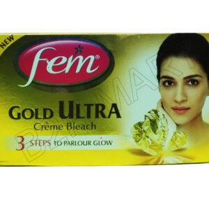 Fem Creme Bleach(Gold Ultra) – 30gm