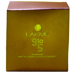 Lakme 9to5 Flawless Compact- 8g